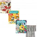 caja revistas mosaico